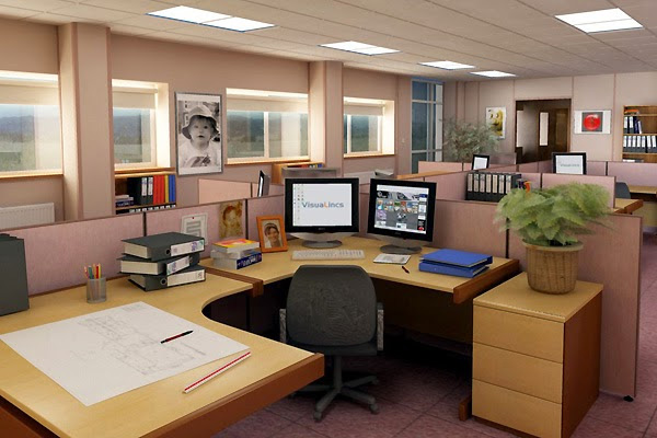 Giải pháp thiết kế nội thất văn phòng đẹp