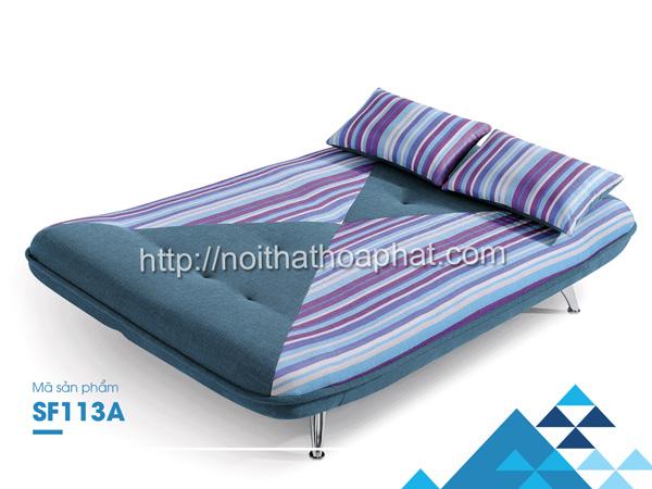 Sofa gia đình cao cấp SF113A | Sofa vải nỉ Hòa Phát
