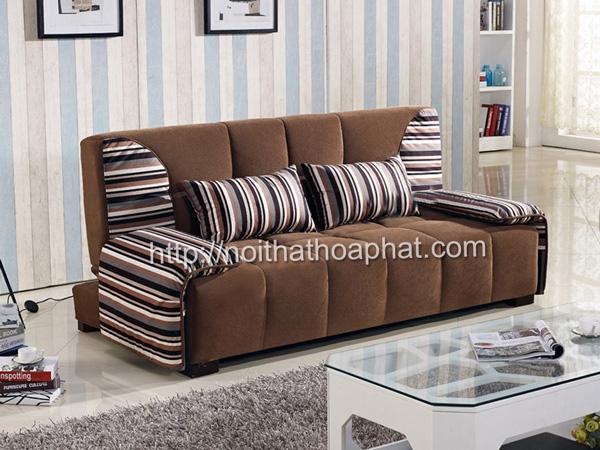 Sofa gia đình cao cấp SF129 | Sofa vải nỉ Hòa Phát