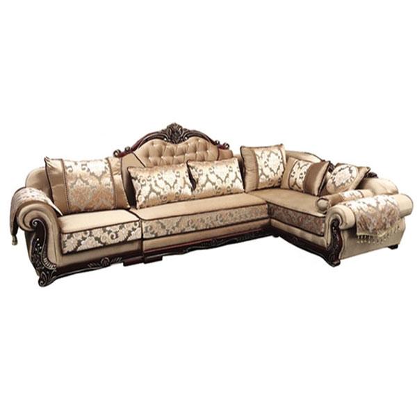 Sofa gia đình SF52 | Sofa góc cao cấp Hòa Phát