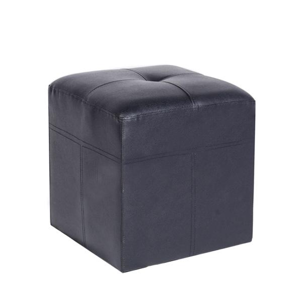 Ghế đôn sofa bọc da cao cấp SFD01 | Sofa Hòa Phát
