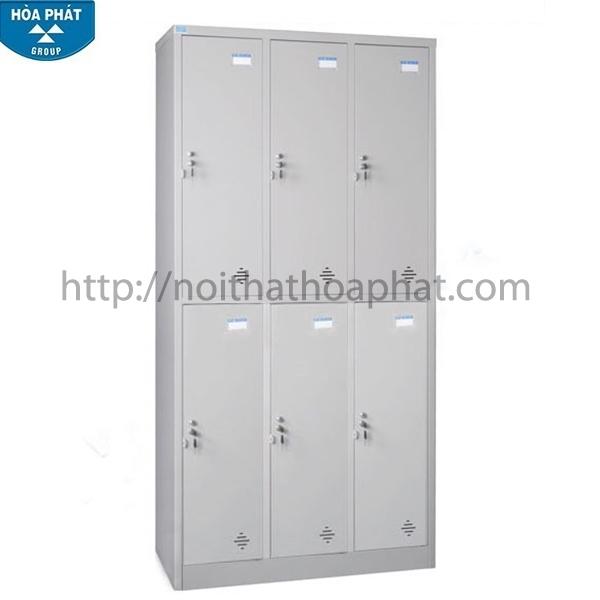 Top 3 mẫu tủ locker Hòa Phát bạn không nên bỏ qua 3