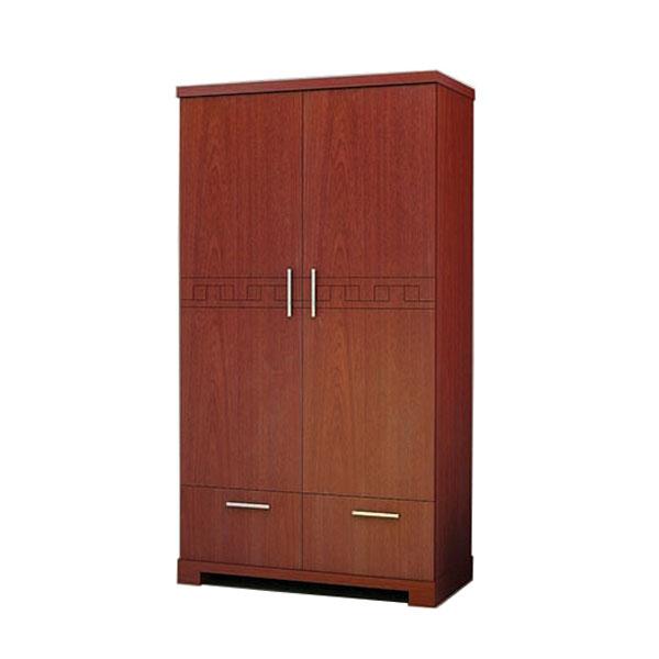 Tủ gỗ gia đình TA2B2N | Tủ quần áo Hòa Phát