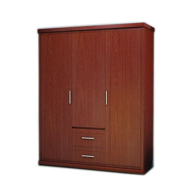 Tủ gỗ gia đình TA3B2N | Tủ quần áo Hòa Phát