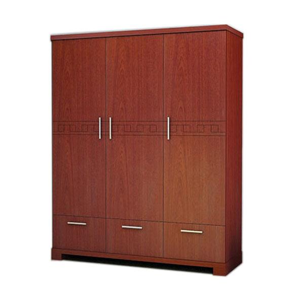 Tủ gỗ gia đình TA3B3N | Tủ quần áo Hòa Phát