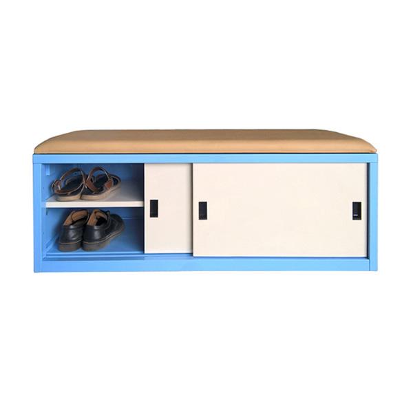 Tủ để giày TG01 | Tủ sắt để giày Hòa Phát