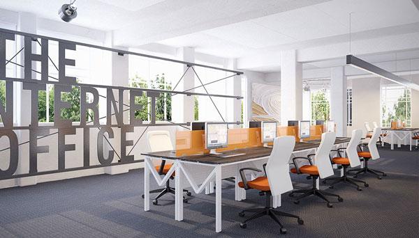 Nội thất Hòa Phát đơn vị thiết kế nội thất văn phòng đẹp tại Hà Nội
