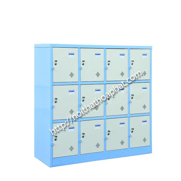 Tủ locker TMG983-4K | Tủ sắt Hòa Phát | Tủ đồ cá nhân