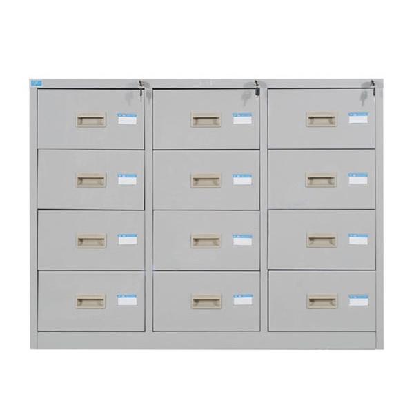 Tủ ghép TU118-12D | Tủ sắt văn phòng | Tủ tài liệu Hòa Phát