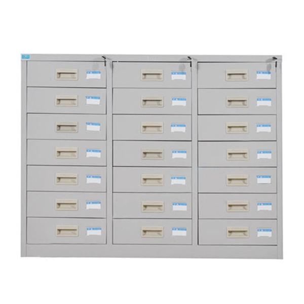 Tủ ghép TU118-21D   Tủ sắt văn phòng   Tủ tài liệu Hòa Phát