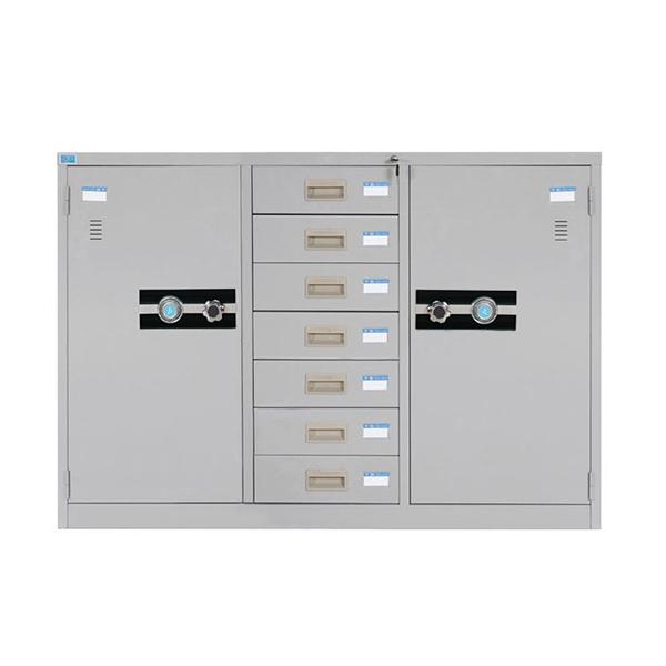 Tủ ghép TU118-7D | Tủ sắt văn phòng | Tủ tài liệu Hòa Phát