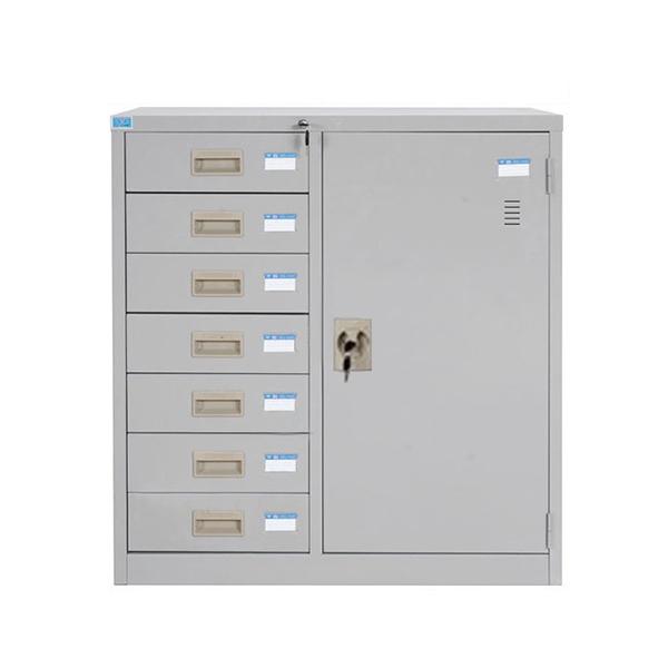 Tủ ghép TU88-7DB | Tủ sắt văn phòng | Tủ tài liệu Hòa Phát