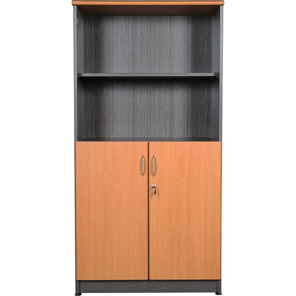 Tủ tài liệu gỗ NT1600D | Tủ gỗ Hòa Phát | Tủ văn phòng