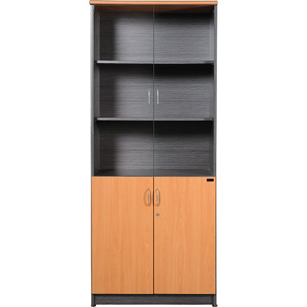 Tủ tài liệu gỗ Newtrend NT1960GA | Tủ gỗ Hòa Phát | Tủ văn phòng