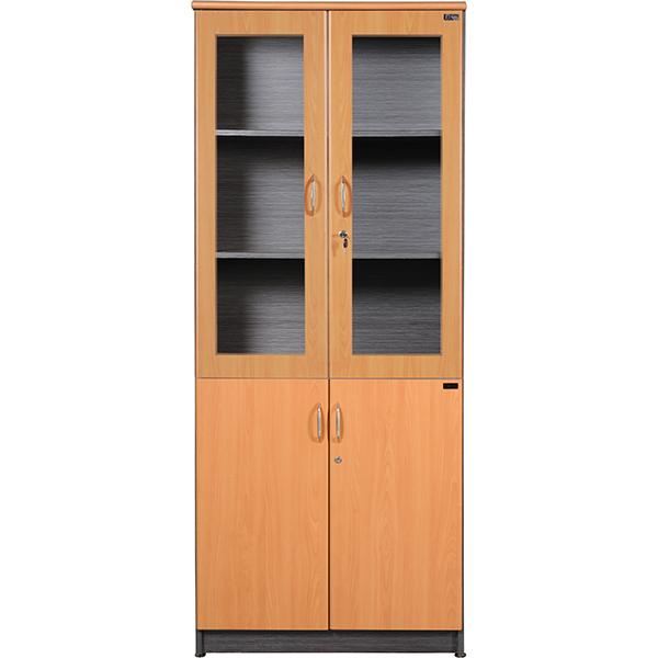 Tủ tài liệu gỗ Newtrend NT1960KA | Tủ gỗ Hòa Phát | Tủ văn phòng
