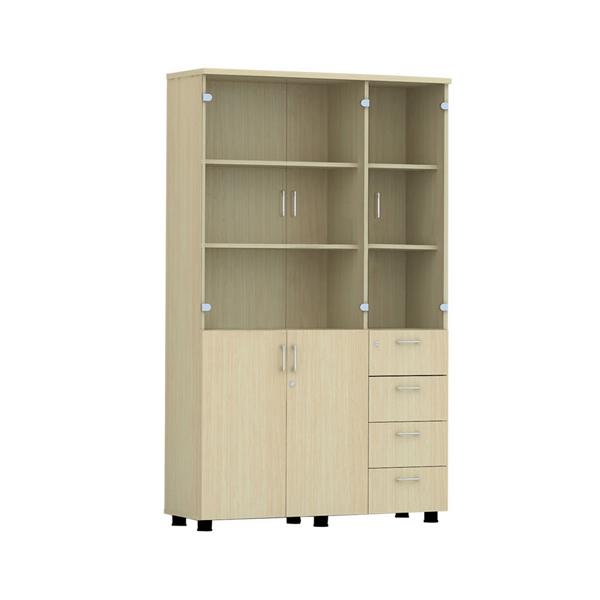Tủ tài liệu Athena AT1960-3G4D | Tủ gỗ văn phòng Hòa Phát