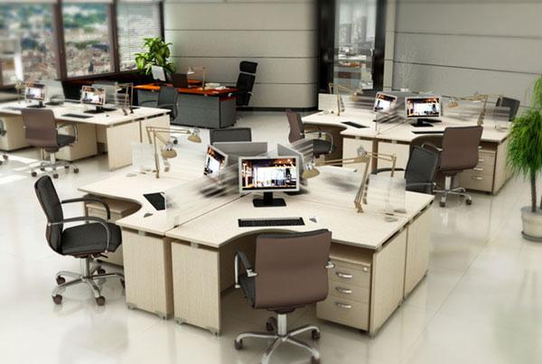 Thông tin hữu ích khi chọn mua bàn văn phòng Hòa Phát